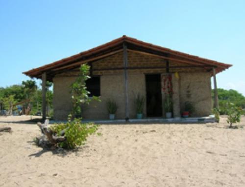 Residência Social Bioconstruída